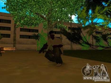 New Weapon Pack für GTA San Andreas sechsten Screenshot