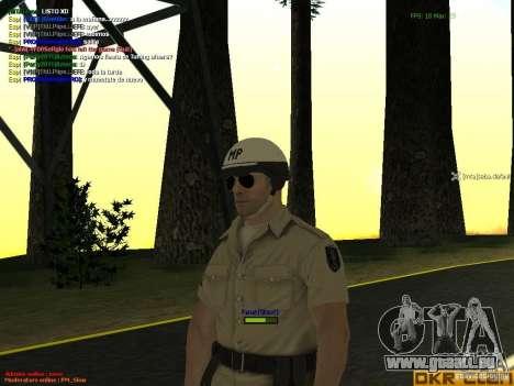 HQ texture for MP pour GTA San Andreas septième écran