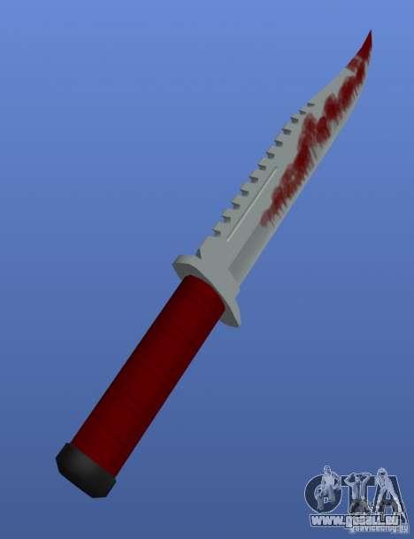 Mega Gun Pack (Chrom) für GTA 4 sechsten Screenshot