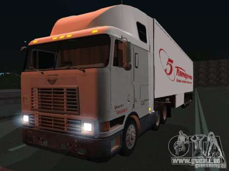International Navistar 9800 pour GTA San Andreas