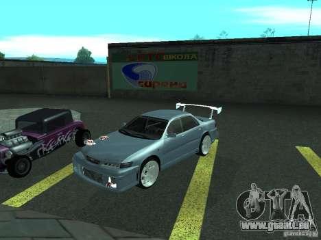 Toyota Carina ED  DRFT für GTA San Andreas