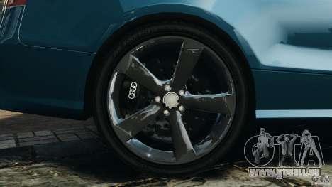 Audi RS5 2011 [EPM] pour GTA 4 vue de dessus