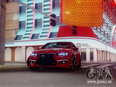 ENB v1.2 by TheFesya pour GTA San Andreas