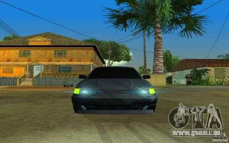 VAZ-2112 pour GTA San Andreas vue de côté