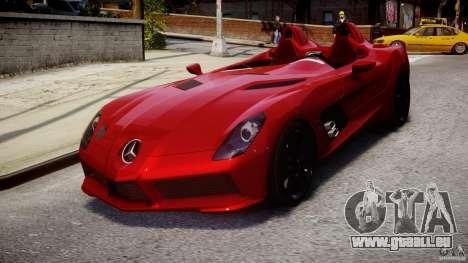 Mercedes-Benz SLR McLaren Stirling Moss [EPM] pour GTA 4