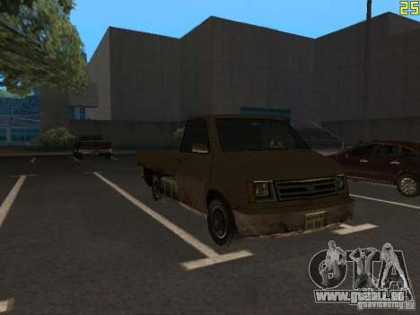 Moonbeam Pickup pour GTA San Andreas