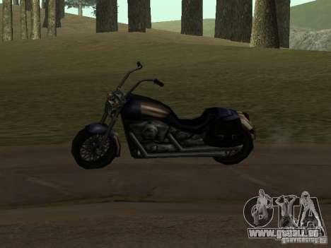 Ange de Vice City pour GTA San Andreas vue de droite