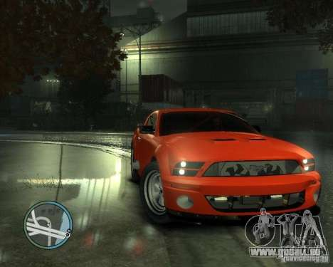 Ford Mustang GT pour GTA 4