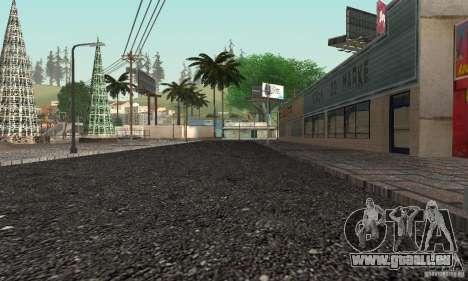 New Groove pour GTA San Andreas cinquième écran