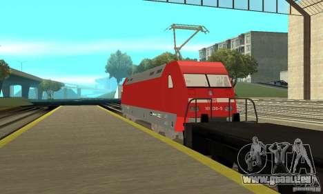 BR101 pour GTA San Andreas laissé vue