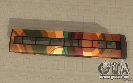 Design-X6-Public Beta für GTA San Andreas rechten Ansicht