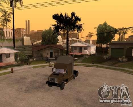 SuperZiL v. 2.0 pour GTA San Andreas