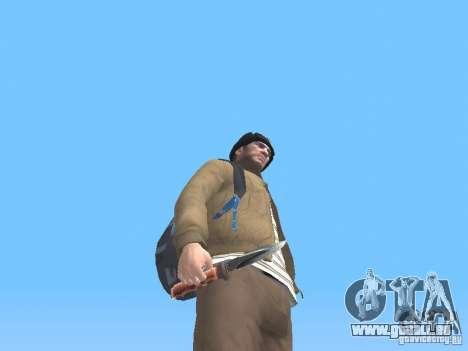 HQ Weapons pack V2.0 für GTA San Andreas achten Screenshot