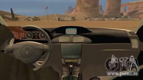 Renault Laguna II für GTA San Andreas Seitenansicht