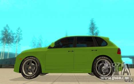 Wild Upgraded Your Cars (v1.0.0) für GTA San Andreas