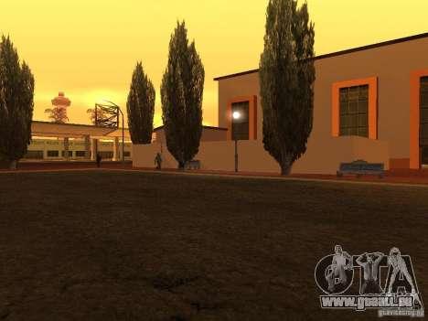 Unity Station für GTA San Andreas zweiten Screenshot