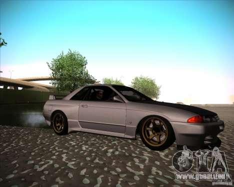 Nissan Skyline (R32) SHE pour GTA San Andreas