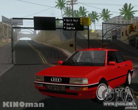 Audi 90 Quattro pour GTA San Andreas