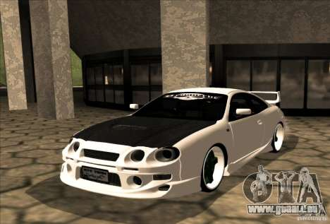 Toyota Celica 1993 Light tuning pour GTA San Andreas