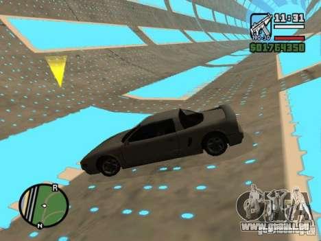 Krant race v2 für GTA San Andreas zweiten Screenshot