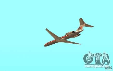 McDonnell Doeuglas MD-80 für GTA San Andreas