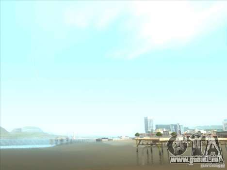 ENBSeries pour PC moyen et faible pour GTA San Andreas huitième écran