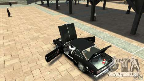 Plymouth Volare Coupe 1977 pour GTA 4