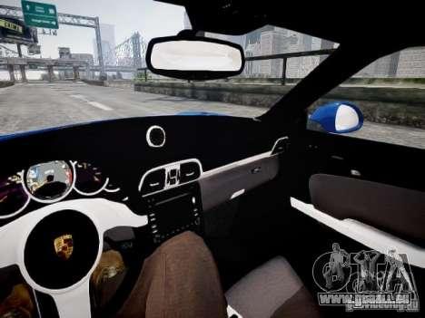 Porsche 911 Carrera S 2012 pour GTA 4 Vue arrière