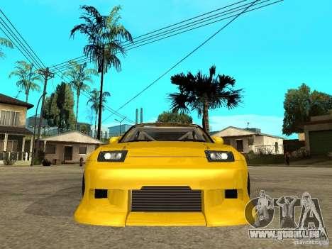 Nissan 240SX DRIFT SPEC für GTA San Andreas rechten Ansicht