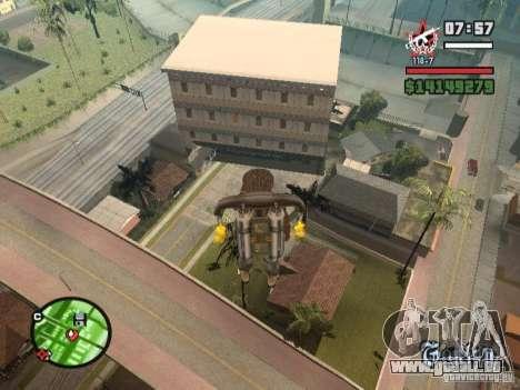 Bau der Häuser 2 für GTA San Andreas