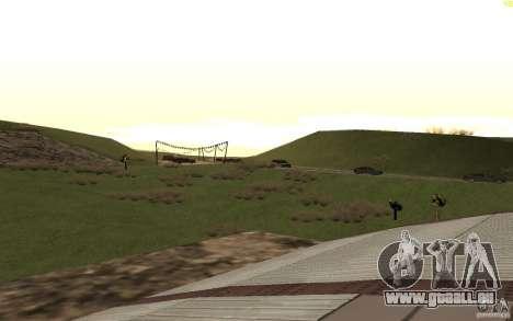 New desert für GTA San Andreas achten Screenshot