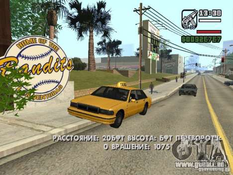 Real-time für GTA San Andreas