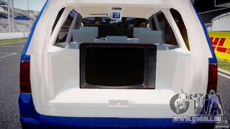 Lincoln Navigator 2004 pour le moteur de GTA 4