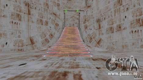 Demolition Derby Arena (Happiness Island) pour GTA 4 cinquième écran