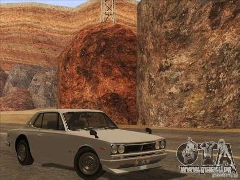 HQ Country Desert v1.3 pour GTA San Andreas sixième écran