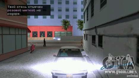 Reiten-Passagier für GTA Vice City zweiten Screenshot