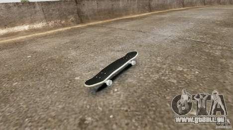 Skateboard # 4 pour GTA 4 est une gauche
