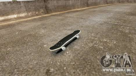 Skateboard # 4 für GTA 4 linke Ansicht