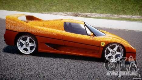 Ferrari F50 pour GTA 4 est une gauche