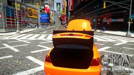 BMW M3 GT-S für GTA 4 Seitenansicht