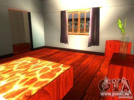 CJ maison nouvelle pour GTA San Andreas huitième écran