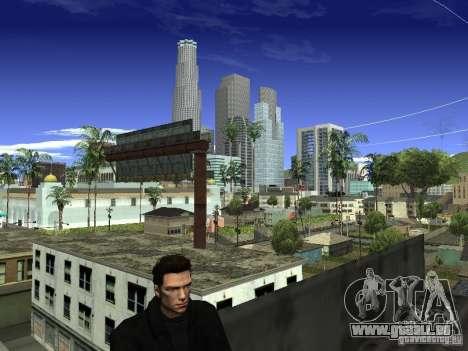 Claude HD Remake (Beta) pour GTA San Andreas quatrième écran