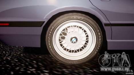 BMW 5 Series E34 540i 1994 v3.0 pour GTA 4 Salon
