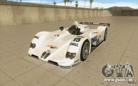 BMW V12 LeMans - Stock pour GTA San Andreas