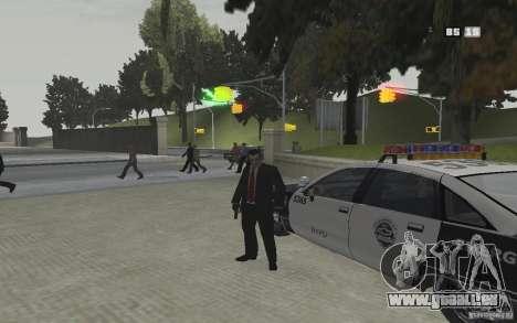 Animation von GTA IV V 2.0 für GTA San Andreas sechsten Screenshot
