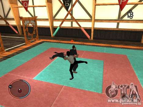 Bruce Lee-Haut für GTA San Andreas fünften Screenshot