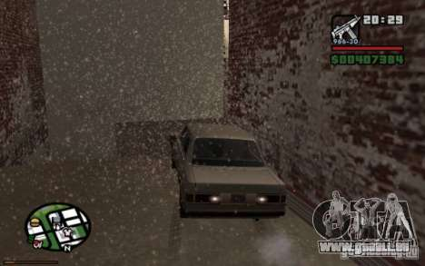 Universal Rückleuchten für GTA San Andreas