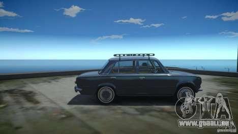VAZ 2101 Stock pour GTA 4 Vue arrière