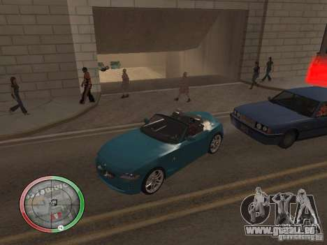 Car shop für GTA San Andreas sechsten Screenshot
