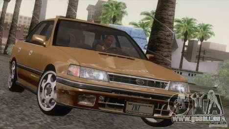 Subaru Legacy RS pour GTA San Andreas